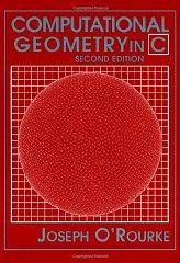 Computational Geometry in Cby: O'Rourke, Joseph - Product Image