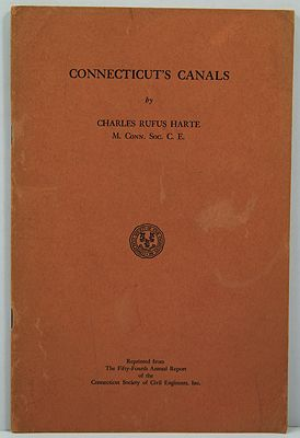 Connecticut's CanalsHarte, Charles Rufus - Product Image