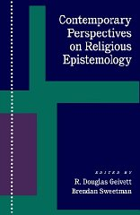 Contemporary Perspectives on Religious Epistemologyby: Geivett, R. Douglas - Product Image