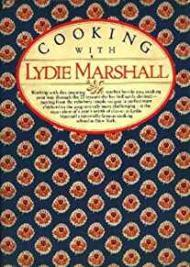 Cooking With Lydie Marshallby: Marshall, Lydie - Product Image
