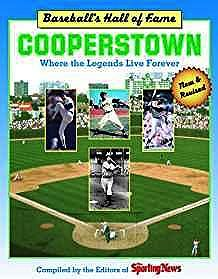 Cooperstown: Baseball's Hall of Fame, Revised EditionEditors, Sporting News - Product Image