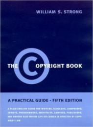 Copyright Book, Fifth Edition: A Practical Guideby: Strong, William S. - Product Image