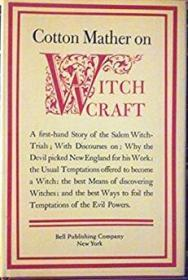 Cotton Mather on Witchcraftby: Mather, Cotton - Product Image
