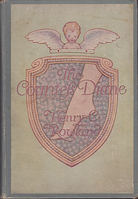 Countess Diane, TheRowland, Henry C., Illust. by: John Rae - Product Image