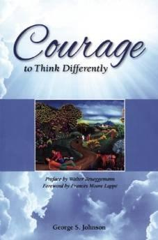 Courage to Think DifferentlyJohnson, George - Product Image