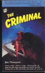 Criminal, Theby: Thompson, Jim - Product Image