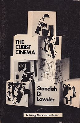 Cubist Cinema, The (Anthology Film Archives series 1Lawder, Standish D. - Product Image