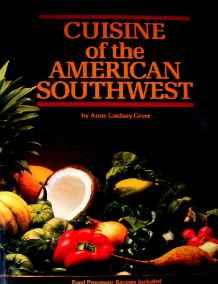 Cuisine of the American SouthwestGreer, Anne Lindsay - Product Image