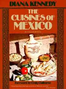 Cuisines of Mexico, TheKennedy, Diana - Product Image