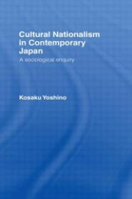 Cultural Nationalism In Contemporary Japanby: Yoshino, Kosaku - Product Image