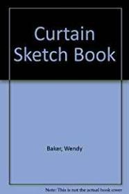 Curtain Sketch Book, TheBaker, Wendy - Product Image