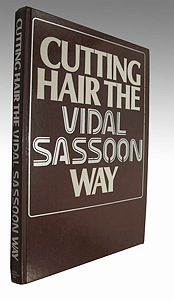 Cutting Hair the Vidal Sassoon WaySassoon, Vidal - Product Image