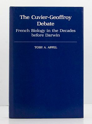 Cuvier-Geoffroy Debate, The : French Biology in the Decades before DarwinAppel, Toby A. - Product Image