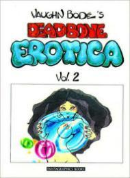 Deadbone Eroticaby: Bode, Vaughn  - Product Image