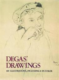 Degas' Drawingsby: Degas, H. G. E. - Product Image