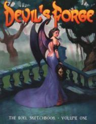 Devils' Forge : The Roel Sketchbook, Volume Oneby: NA - Product Image
