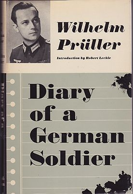 Diary of a German SoldierPruller, Wilhelm - Product Image