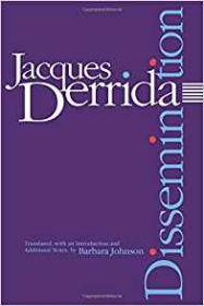 Dissemination by: Derrida, Jacques - Product Image