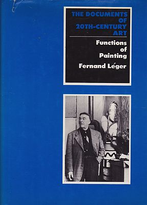 Documents Of 20th Century Art, The: Functions Of PaintingLeger, Fernand - Product Image