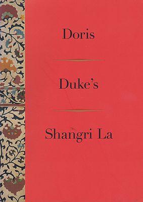 Doris Duke's Shangri LaLittlefield, Sharon/Carol Bier  - Product Image