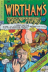 Dr. Wirtham's Comix & Stories #4N/A - Product Image