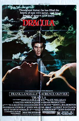 Dracula (MOVIE POSTER)illustrator- N/A - Product Image
