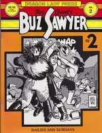 Dragon Lady Press: Roy Crane's Buz Sawyer No. 2by: Crane, Roy - Product Image