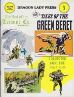 Dragon Lady Press: The Best of the Tribune Co. - No. 3: Tales of the Green Beretby: Kubert, Joe - Product Image