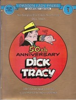 Dragon Lady Press: The Complete Max Collins/Rick Fletcher Dick Tracy No. 1by: Collins, Max and Rick Fletcher - Product Image