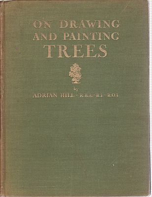 Drawing and Painting Trees, OnHill, Adrian - Product Image