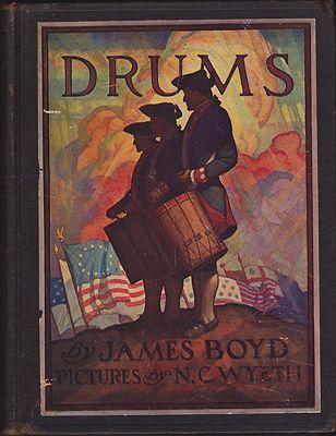 DrumsBoyd, James, Illust. by: N. C.  Wyeth - Product Image