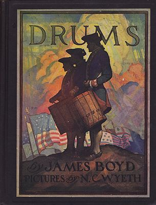 DrumsBoyd, James, Illust. by: N.C.  Wyeth - Product Image