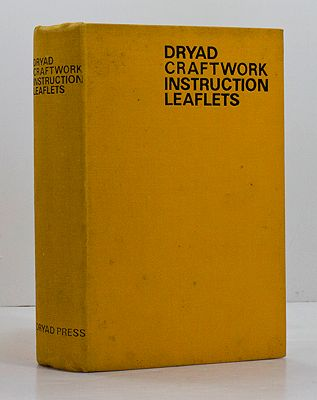 Dryad Craftwork Instruction LeafletsNA - Product Image