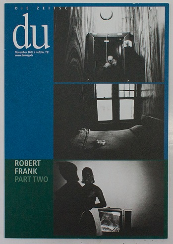Du: Robert Frank - Part TwoNA - Product Image
