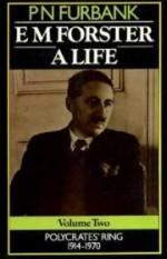 E.M. Forster: A Lifeby: Furbank, Philip Nicholas - Product Image