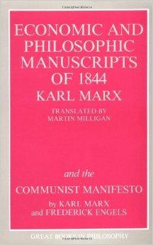 Economic and Philosophic Manuscripts of 1844 and the Communist Manifesto, The (Great Books in Philosophy)Marx, Karl - Product Image