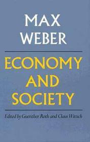 Economy and Society (2 Volumes)by: Weber, Max - Product Image