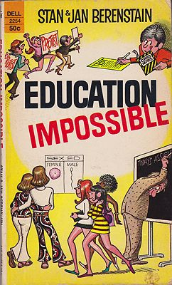 Education ImpossibleBerenstain, Stan and Jan, Illust. by: Stan and Jan  Berenstain - Product Image