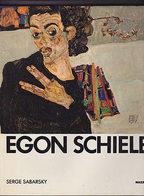 Egon SchieleSabarsky, Serge - Product Image