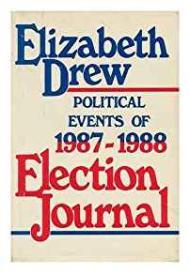 Election Journal 1987-1988by: Drew, Elizabeth - Product Image