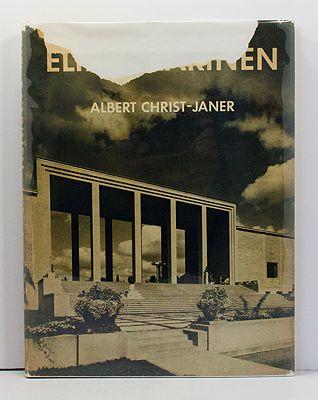 Eliel SaarinenChrist-Janer, Albert - Product Image