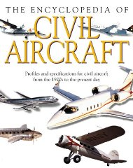 Encyclopedia of Civil Aircraft, The by: Bishop, Chris (Editor) - Product Image