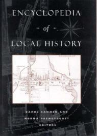 Encyclopedia of Local Historyby: Prendergast, Norma (Editor) - Product Image