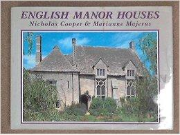 English Manor HousesCOOPER, MARIANNE MAJERUS' 'NICHOLAS - Product Image