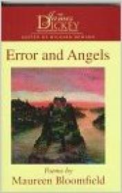Error and Angels: Poemsby: Bloomfield, Maureen - Product Image