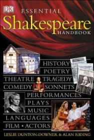 Essential Shakespeare HandbookDunton-Downer, Leslie - Product Image