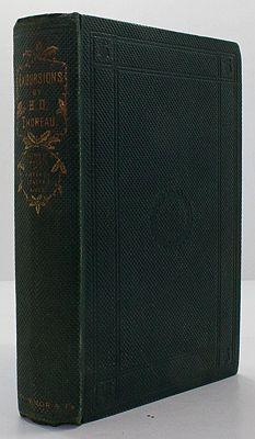 ExcursionsThoreau, Henry D. - Product Image