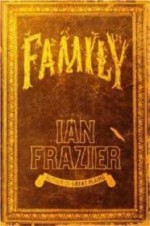 Familyby: Frazier, Ian - Product Image