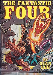Fantastic Four, Theby: Lee, Stan - Product Image