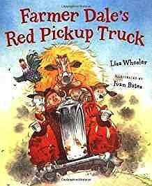 Farmer Dale's Red Pickup TruckWheeler, Lisa/Ivan Bates, Illust. by: Ivan  Bates - Product Image